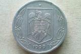 MONEDA 500 LEI 1999-ROMANIA, Aluminiu