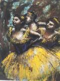 Cumpara ieftin Litografie Edgar Degas,50x70 cm