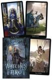 Witches Tarot - Carti Tarot originale in engleza + guidebook pdf