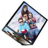 Rama tip cub foto rotativ, 6 fotografii, 10 x 10 cm
