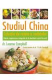Studiul China. Colectia de retete a vedetelor, Leanne Campbell