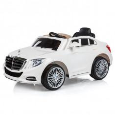 Masinuta electrica Chipolino Mercedes Benz S Class White