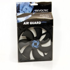 VENTILATOR REVOLTEC-AIR GUARD 14CMX14CM EuroGoods Quality