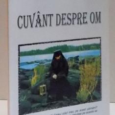CUVANT DESPRE OM , 2001