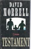 David Morrell - Testament