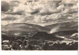 CPIB 15620 CARTE POSTALA - VALEA PRAHOVEI LA BREAZA SI COMARNIC, RPR, Circulata, Fotografie