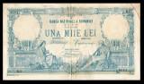 Bancnote România, bani vechi 1000 lei 1920