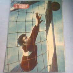 REVISTA STADION NR.9/1954