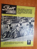 sport si tehnica septembrie 1973-campionatul de planorism,avioane,motociclism