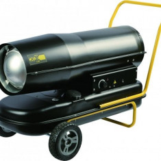 Tun de caldura pe motorina cu ardere directa, PRO 60kW Diesel, Intensiv