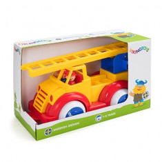 Masina Pompieri Cu 2 Figurine - Super