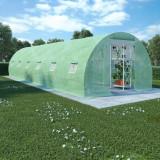Seră, 27 m², 900 x 300 x 200 cm, vidaXL