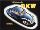 Magnet - DKW