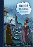 Castelul din Carpați. Adaptare după Jules Verne. Album de benzi desenate