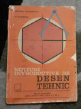 Manual Notiuni introductive de desen tehnic, 1990