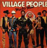 VINIL  Village People – Macho Man LP -(VG) -