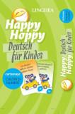 Happy Hoppy - Culori și numere (Germană)