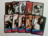 Lot cartonase Mega Music Mega Image - 14 bucati - 3 cu autograf