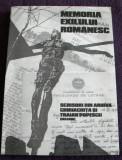 Memoria Exilului Romanesc - scrisori din arhiva Traian Popescu (Madrid) autograf