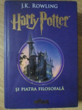 HARRY POTTER SI PIATRA FILOSOFALA VOL.1-J.K. ROWLING