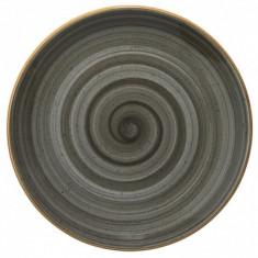 Farfurie din portelan, 25cm, Bonna Space, 010164