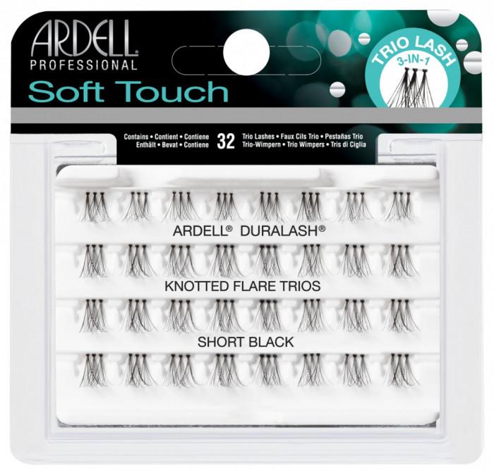 Gene False Ardell Manunchiuri Trios Soft Touch cu nod S