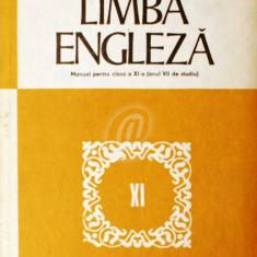 Limba engleza. Manual pentru clasa a XI-a (anul VII de studiu)