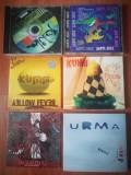 CD-uri audio Rock romanesc. KUMM, URMA,Jackalfeud, Primus,Sapte Seri,Jackalfeud