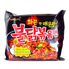 Taitei instant Fried spicy chicken SY 140g foto