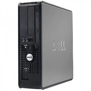 Desktop - Dell Optiplex 745 Intel Pentium D, 2GB Ram DDR2, HDD 80 HDD