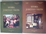 Corneliu Tamas; Emilian Valentin Francu- Istoria Judetului Valcea, vol.I+vol.II