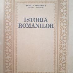 ISTORIA ROMANILOR - Petre P. Panaitescu