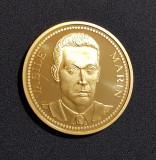 Medalie Vasile Marin - Miscarea legionara