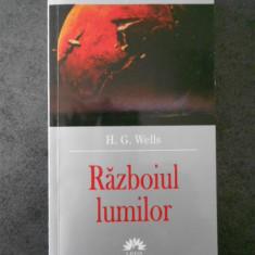 H.G. WELLS - RAZBOIUL LUMILOR