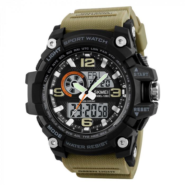 Ceas SKMEI Sport Watch 1283 rezistent la apa 5 culori functii alarma calendar