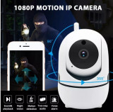 camera ip 1080p full hd wifi wireless night vision infrared aplicatie mobila