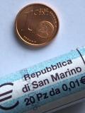 San Marino 1 eurocent 2006 UNC, Europa