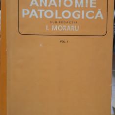 Anatomie patologica vol I, II, III, de I. Moraru 1980 STARE FOARTE BUNA