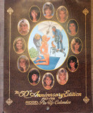 Calendar Erotic : The 50 Th Anniversary Edition 1985 - 1986 Ridgid  Pin -Up