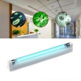 Cumpara ieftin Lampa UVC bactericida cu Ozon, 8W, suprafata sterilizata 8 mp, fixare perete