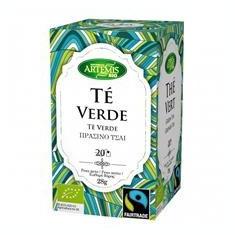 Ceai Verde Oriental Bio Artemis 20x1.4gr Cod: 8428201310025