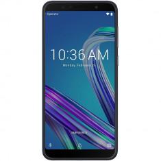 Zenfone Max PRO Dual Sim 64GB LTE 4G Negru 4GB RAM, Neblocat