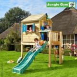 Spatiu de joaca Playhouse platform L tobogan 2,4 - JungleGym