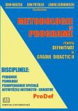 Cumpara ieftin Metodologie si programe pentru definitivat si gradul didactic II