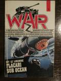 Flacari sub ocean nr.7 Colectia WAR