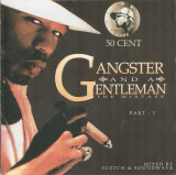 CD 50 Cent – Gangsters And A Gentleman The Mixtape Part - 1
