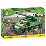 Cumpara ieftin Set de construit Cobi, World War II, M12 Gun Motor Carriage (560 pcs)