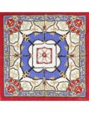 Batic dama de vara Pami bumbac, D1117-347A-6, Multicolor