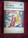 A4b Mihail Sadoveanu - Neamul Soimarestilor