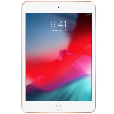 IPad Mini 2019 64GB LTE 4G Auriu foto